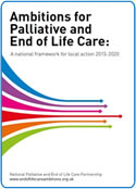 Ambitions for palliative and end of life care