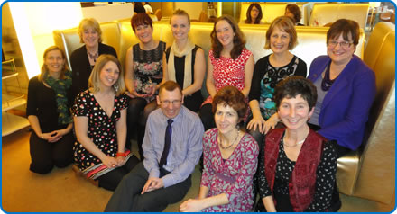 Bristol Communication Aid Service Team