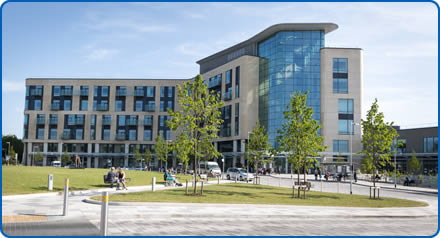 The Brunel building at Southmead Hospital has been shortlisted for another design award