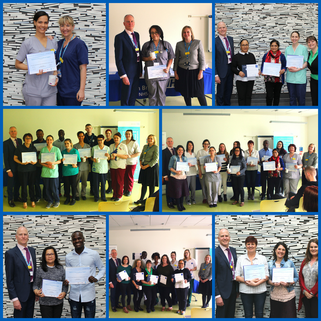 This week we celebrated the graduation of more than 30 members of staff who have completed various vocational qualifications at North Bristol NHS Trust.