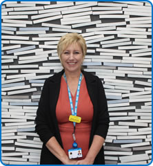 Deborah Hacker, Imaging Support Manager has been shortlisted in the Inspirational Leader category in the Exceptional Healthcare Awards