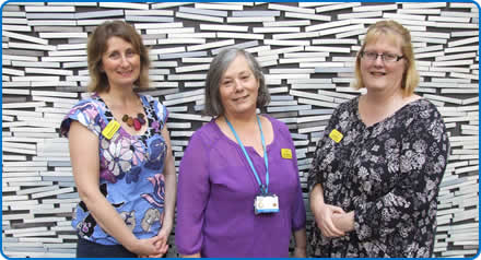 The Dementia Team has been shortlisted in the Exceptional Healthcare Awards