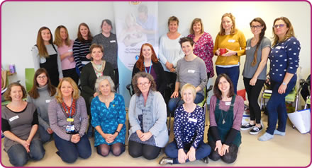 KG Hypnobirthing trained midwives