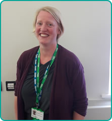 Lianne Mack - Cancer Information and Support Specialist