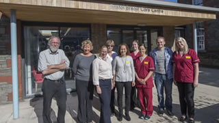 Brest Care Centre team