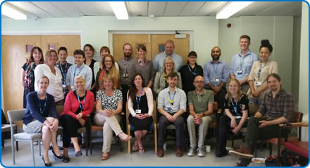 The Mental Health Liaison Team has been shortlisted in the Best Improvement in Patient Experience category in the Exceptional Healthcare Awards