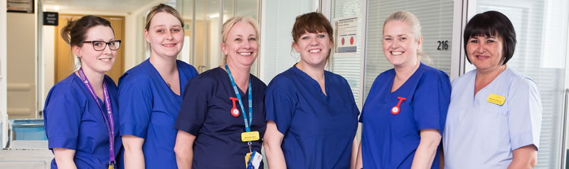 Nurse recruitment open day