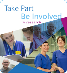 Take Part Be Involved in Research