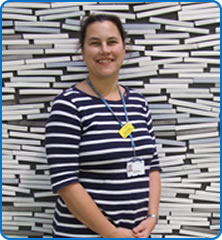 Community Children's Occupational Therapist Rachel White has been shortlisted in the Exceptional Healthcare Awards