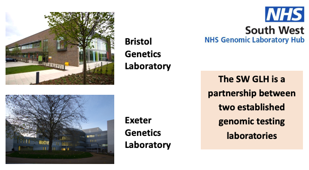 SW Genomic Laboratory Hub Photos Bristol - Exeter