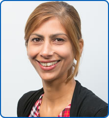 Southmead Hospital Consultant Dr Seema Srivastava who has been honoured with an MBE in the Queen's New Year's Honours