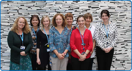 The Outpatient Speech and Language Therapy Team has been shortlisted in the Exceptional Healthcare Awards Service Transformation category