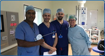 New Solution For Men With Prostate Problems At Southmead