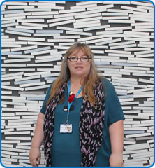 Medical Secretary Yvonne Munn has been shortlisted in the Rising Star category of the Exceptional Healthcare Awards