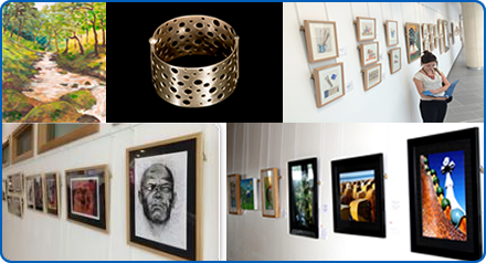Staff art exhibition – open for submissions