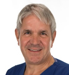 Eric Loveday, Consultant Radiologist