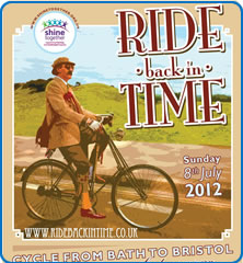 Ride Back in Time event