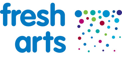 Fresh Arts logo