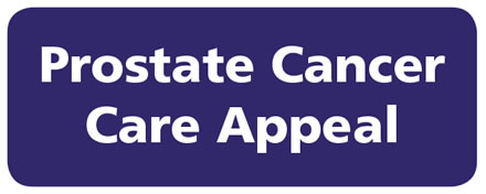 Prostate Cancer Care Appeal
